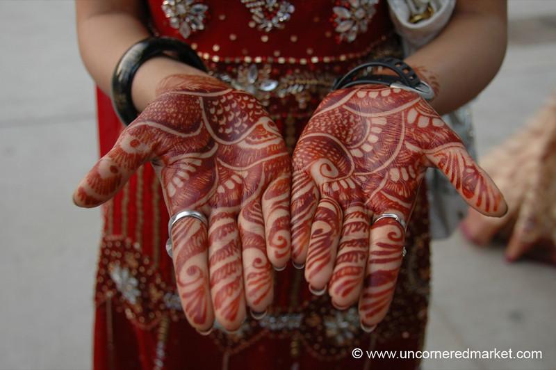 Beautiful Mehndi Designs - Chandigarh, India