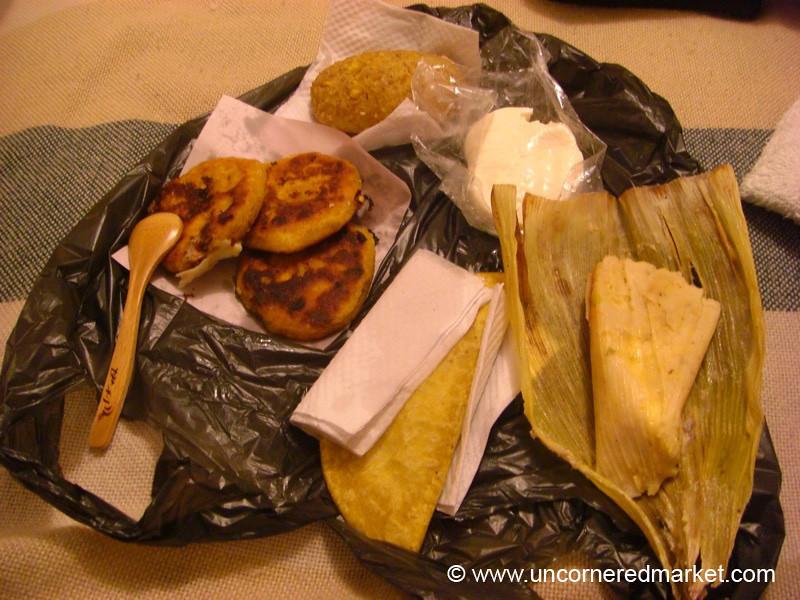 Ecuadorian Street Food Feast - Saquisili