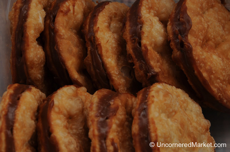 Sweet Heart Attack Bombs - Fried Dulce de Leche Snacks