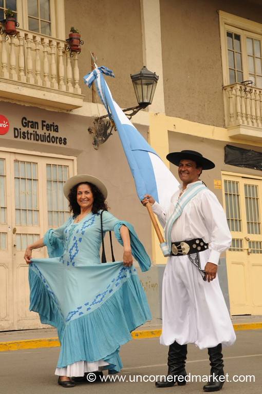 Viva Argentina - Cajamarca, Peru