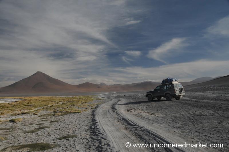 Saltscape - Salar Tour, Bolivia