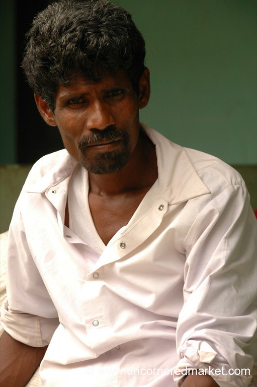 Madurai Man: India