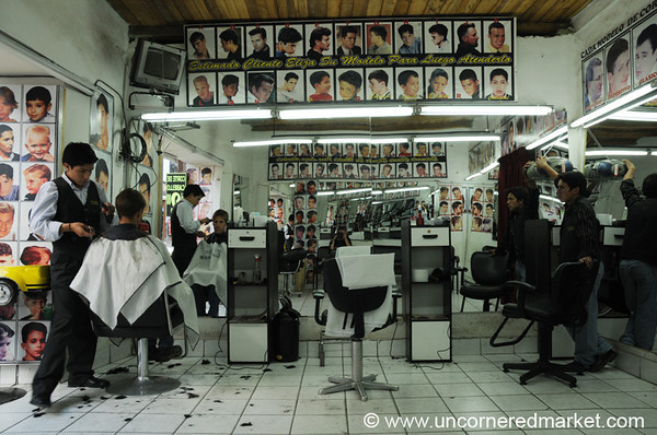 Best Value Hair Cut? Cajamarca, Peru