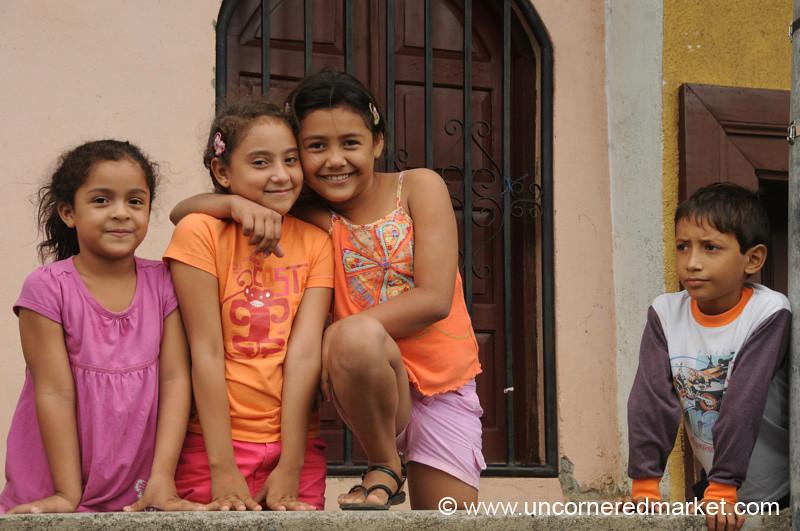 Hams for the Camera - Granada, Nicaragua
