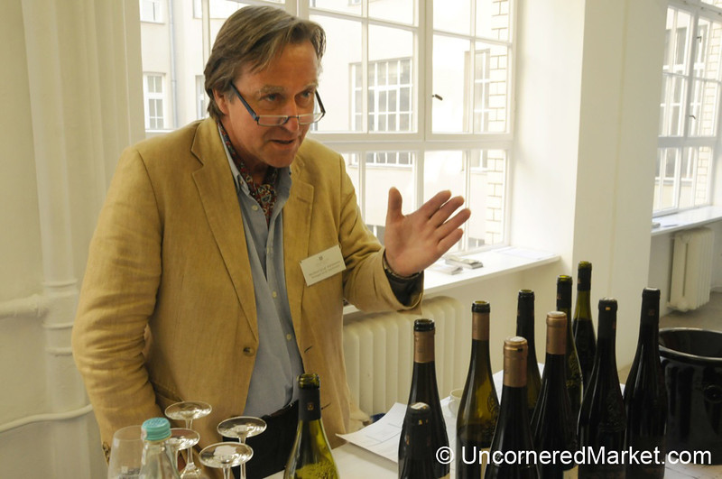 Conversations with Vintners - Berlin, Germany