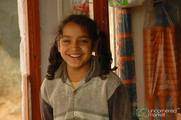 Smiles in the Morning - Pokhara, Nepal