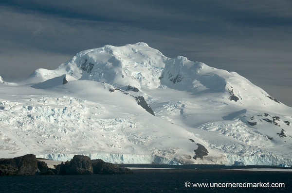 South Shetland Islands in Antarctica