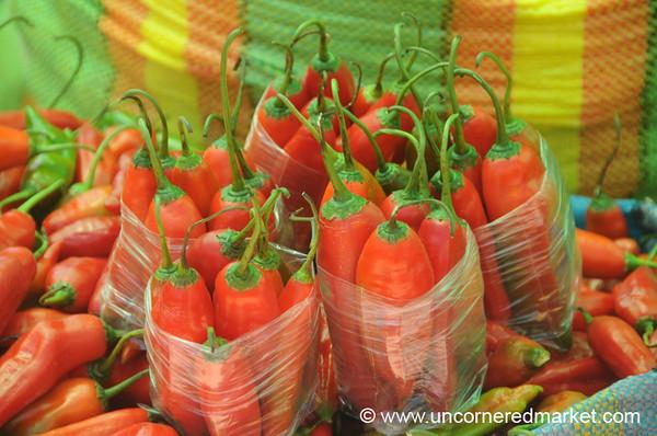 Pick a Pepper - Chordeleg, Ecuador