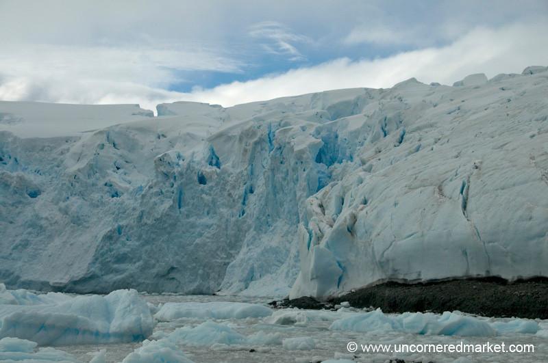 Antarctic Blue Ice