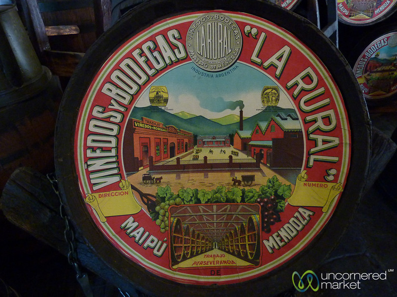 A Traditional Maipu Winery - Mendoza, Argentina