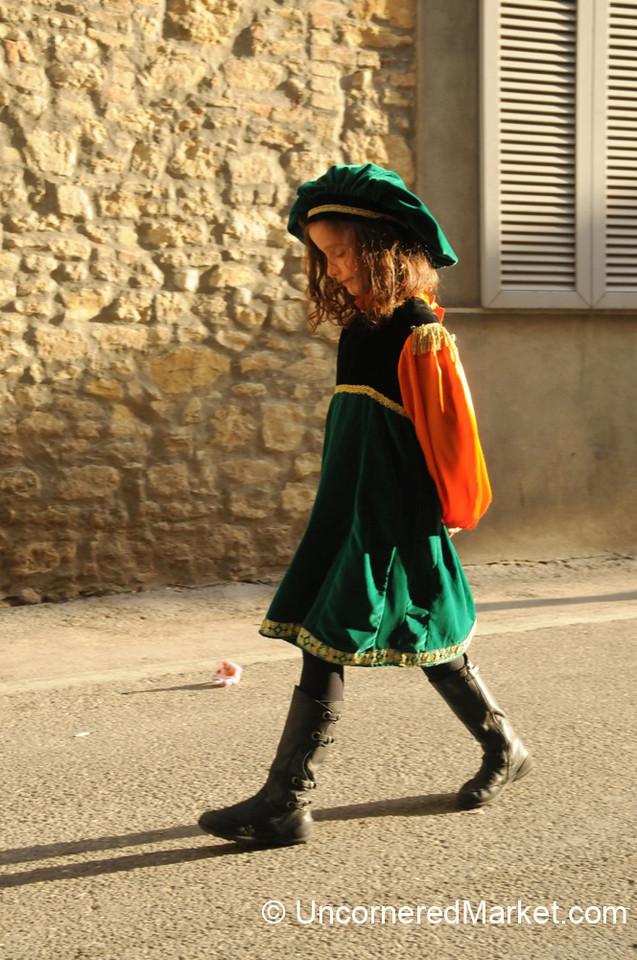 All Dressed Up - Cinigiano, Italy