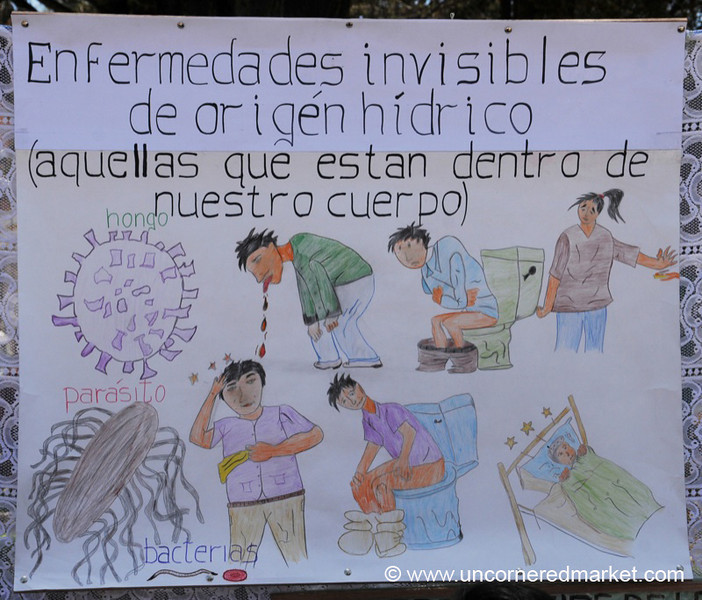 Water Borne Illnesses - Potosi, Bolivia