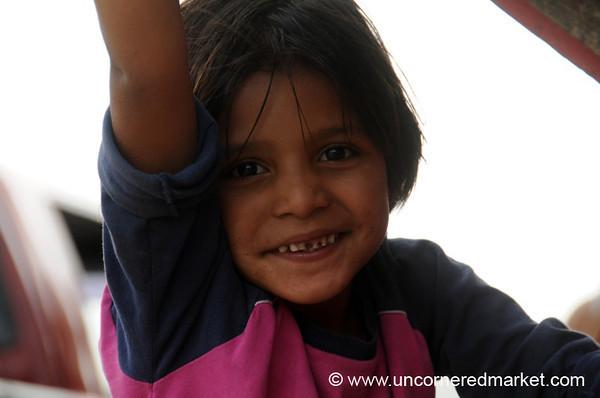 Esteli, Nicaragua: Smile!
