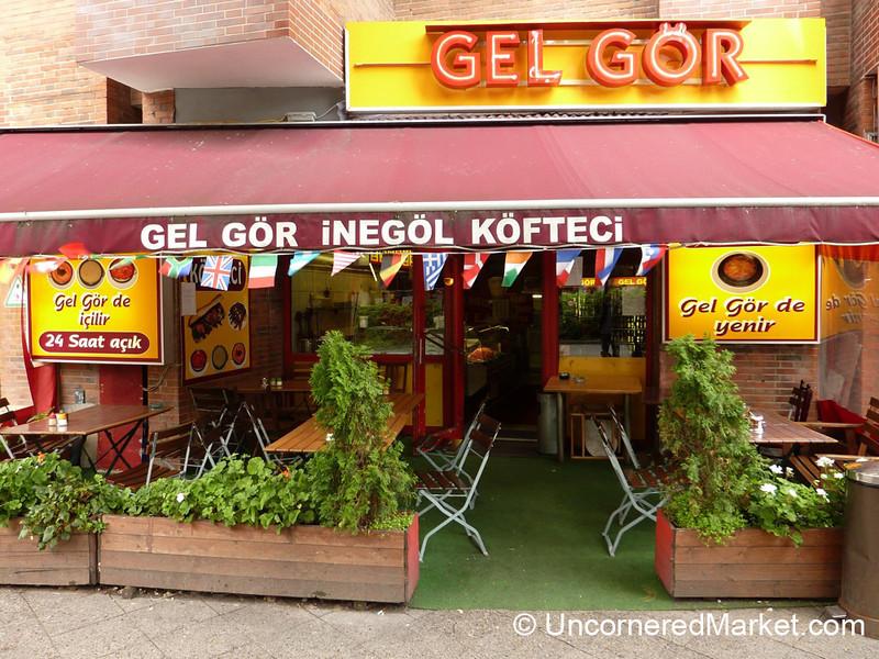 Gel Gör - One of Our Favorite Restaurants in Berlin