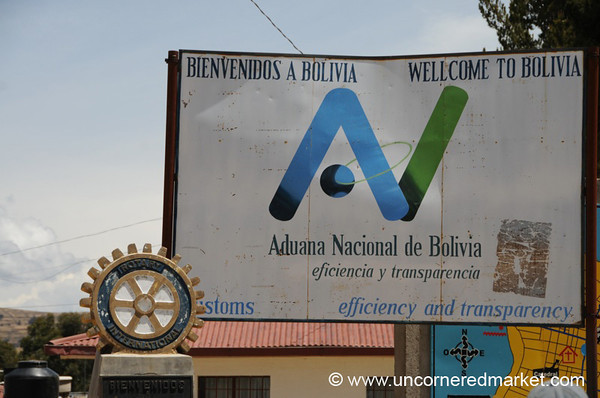 Welcome to Bolivia