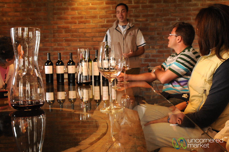 Wine Tasting at Achaval Ferrer Winery - Mendoza, Argentina