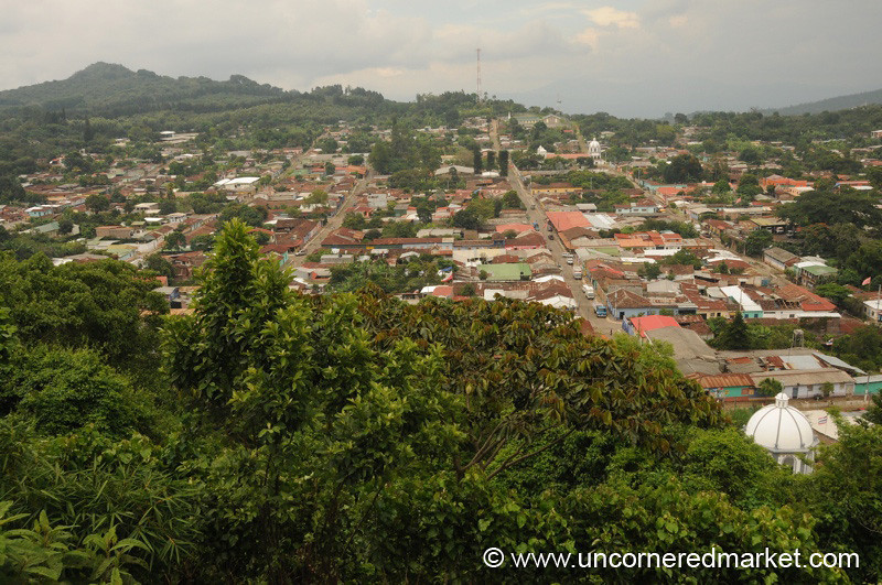 Typical Town - Ataco, El Salvador