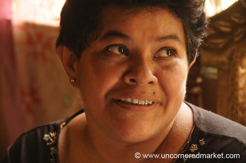 Successful Entrepreneur - Masaya, Nicaragua
