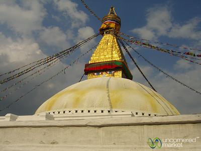 Bodhnath Stupa - Kathmandu, Nepal