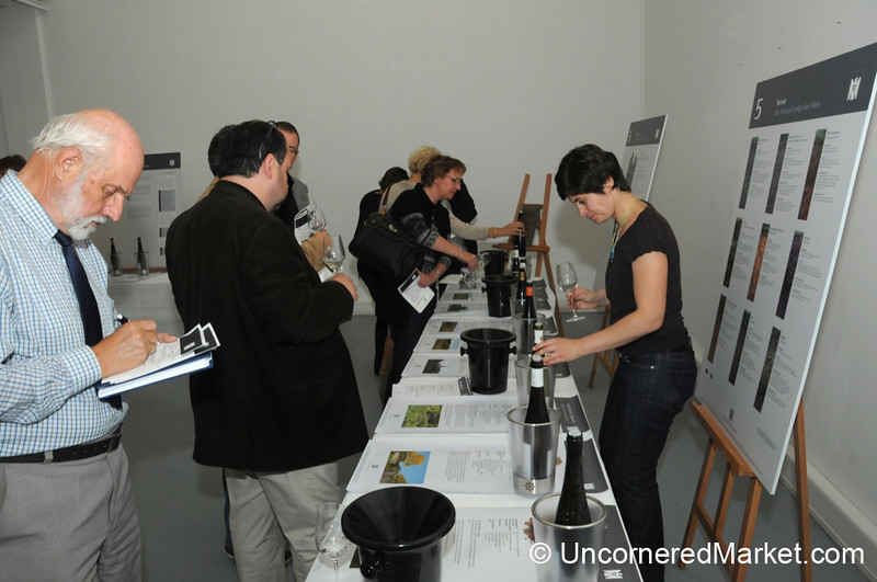 Taking Notes on German Wines - VDP's 100th Anniversary Celebrations in Berlin, Germany