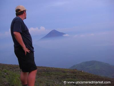 Looking to the Peak - Nicaragua