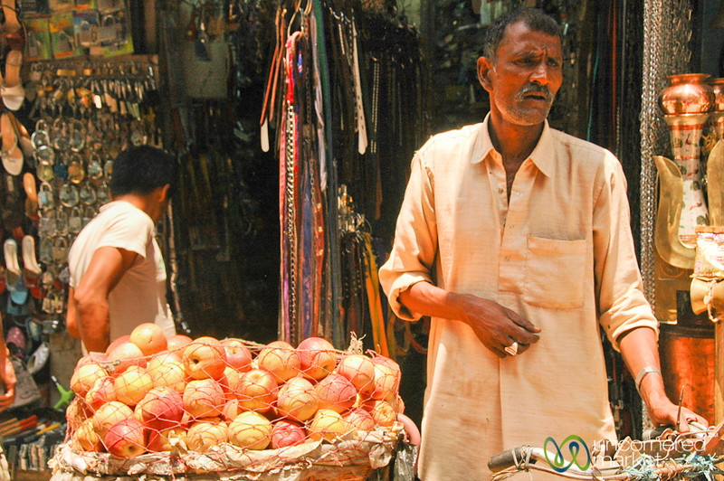 Apples Anyone? Kathmandu, Nepal