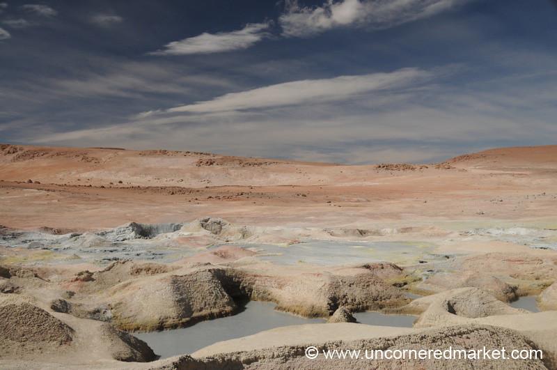 Sol de Manana - Salar Tour, Bolivia