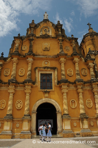 Leon, Nicaragua: Church of the Recollection