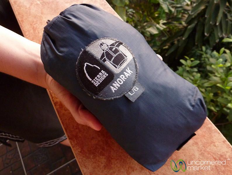 Windbreaker in a Bag