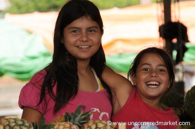 Sisterly Love - Asuncion, Paraguay