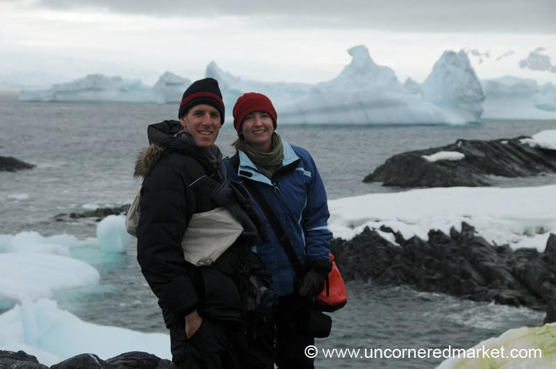 Staying Warm on Detaille Island - Antarctica