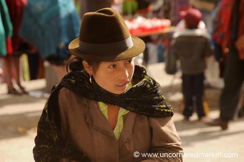 Like the Hat - Zumbahua, Ecuador