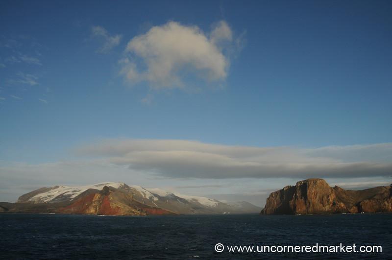 Deception Island - Antarctica