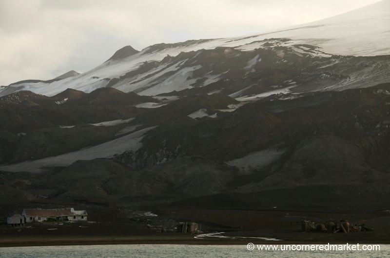 Whaler's Point - Deception Island, Antarctica