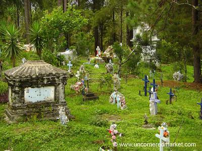 Cemetery - Perquin, El Salvador