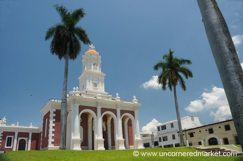 Iglesia El Calvario - Santa Ana, El Salvador
