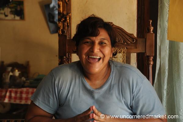 Made You Laugh! - Masaya, Nicaragua