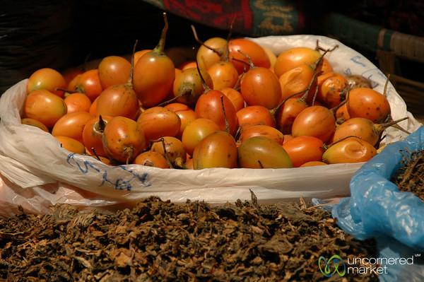 Tree Tomatoes - Kathmandu, Nepal