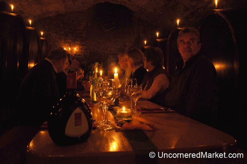 A Dinnertime Interlude - Frickenhausen, Germany