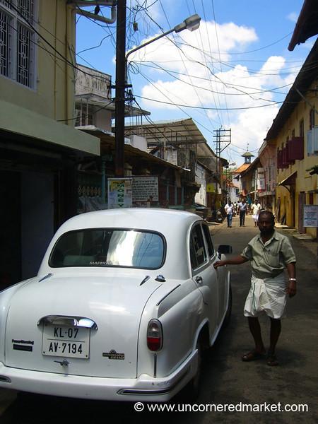 Classic Ambassador - Kochi, India