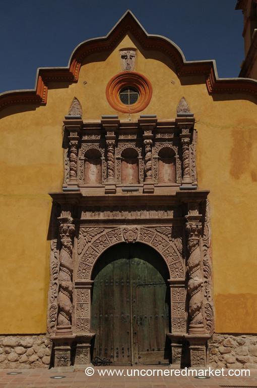 Cute Jerusalem Church - Potosi, Bolivia