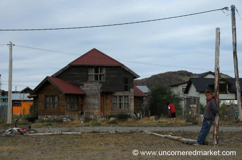 Hanging Around Town - El Chalten, Argentina