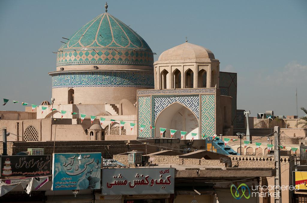 Yazd Skyline - Iran
