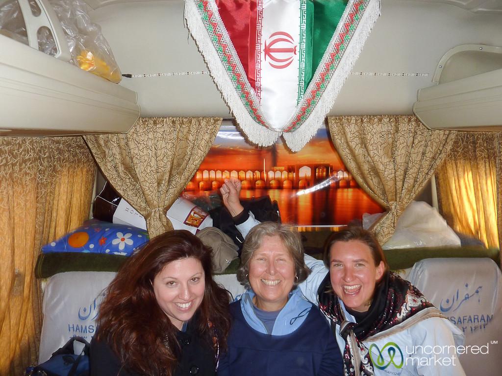 Taking Off the Headscarf - Iran
