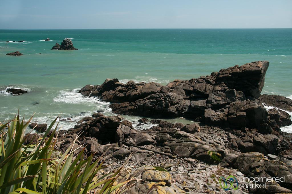 New Zealand's Rugid West Coast - South Island