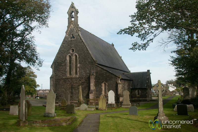 Ballycastle Church and Cemetery - Northern Ireland