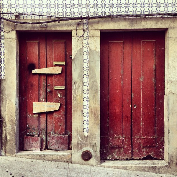 Favorite doorway candidate #13, Regua, #Portugal.  Which door would you choose?