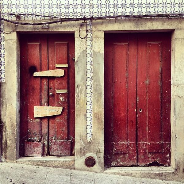 Favorite doorway candidate #13, Regua, #Portugal.  Which door would you choose?
