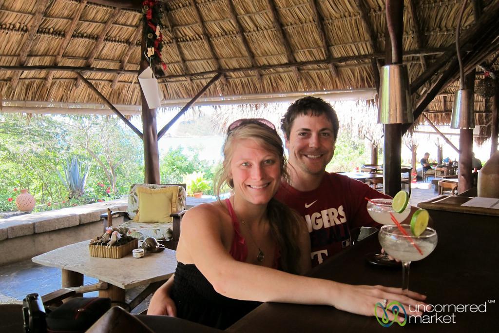 Honeymooners and Margaritas - Morgan's Rock, Nicaragua