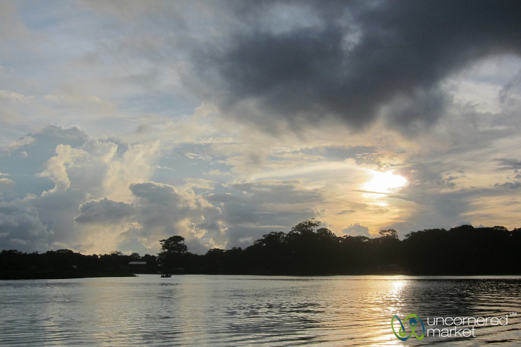 Early Morning Light on Tortuguero Canals - Costa Rica